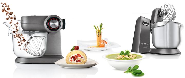 bosch küchenmaschine neuestes modell