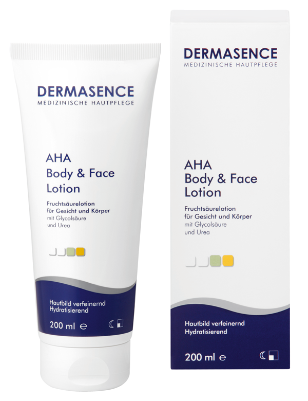 DERMASENCE Body & Face Lotion