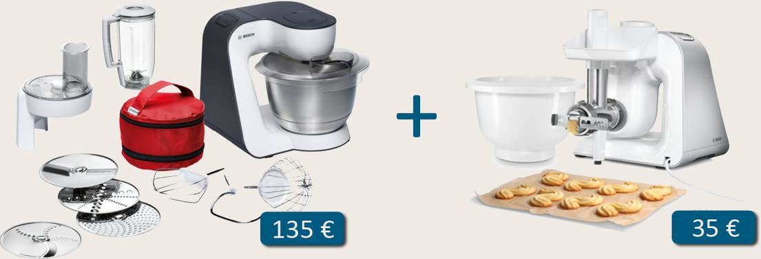 Produkttest: Die MUM 5 Küchenmaschine – eine Design-Ikone für ...