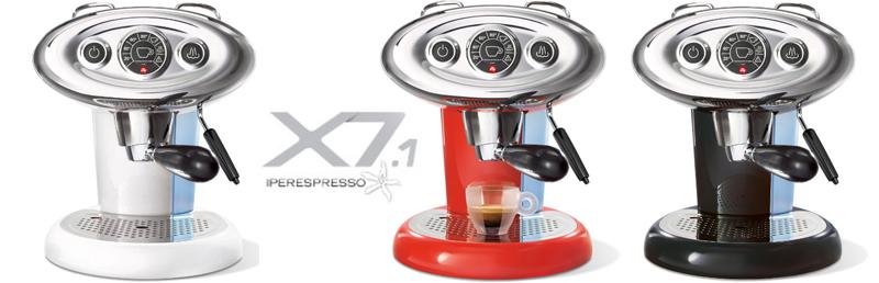 X7.1 IPERESPRESSO von illy