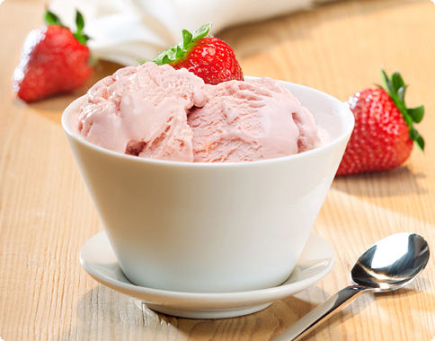 Schwartau Fruttissima - Frozen Youghurt