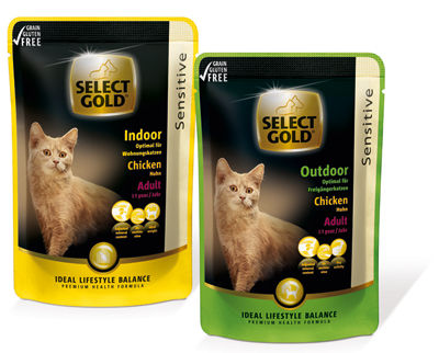 Select Gold Indoor und Outdoor