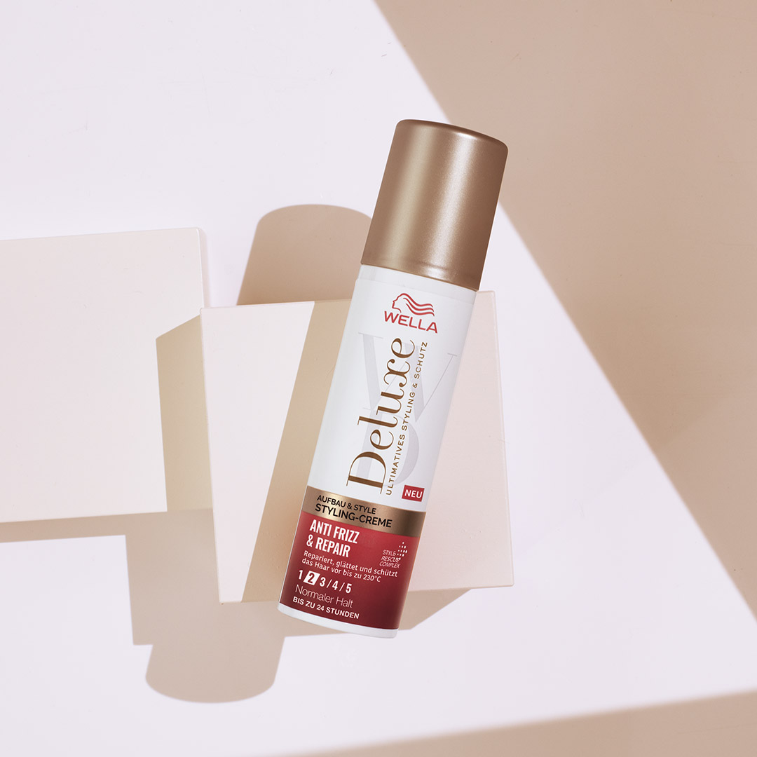 Wella Deluxe Styling Creme