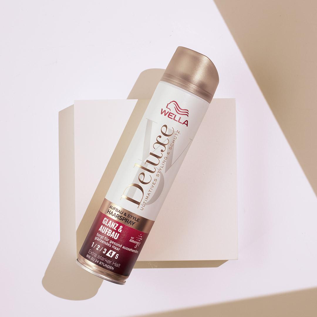 Wella Deluxe Styling Hairspray