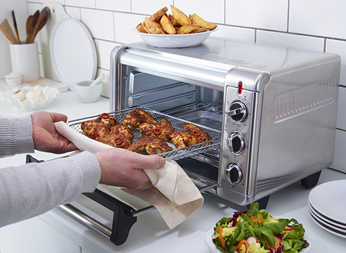Express Airfry Mini Backofen