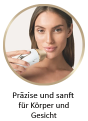 Braun Silk-expert Pro 5 IPL Anwendung
