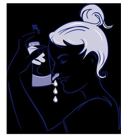 Emser Nasendusche Anwendung