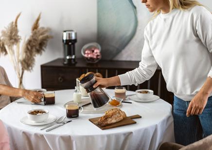 Kaffeevielfalt, die verbindet