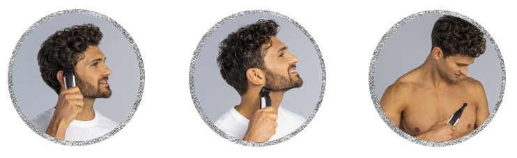 Graphite G5 Personal Groomer Anwendung