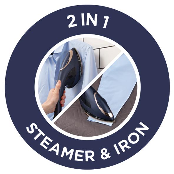 Steamer & Iron
