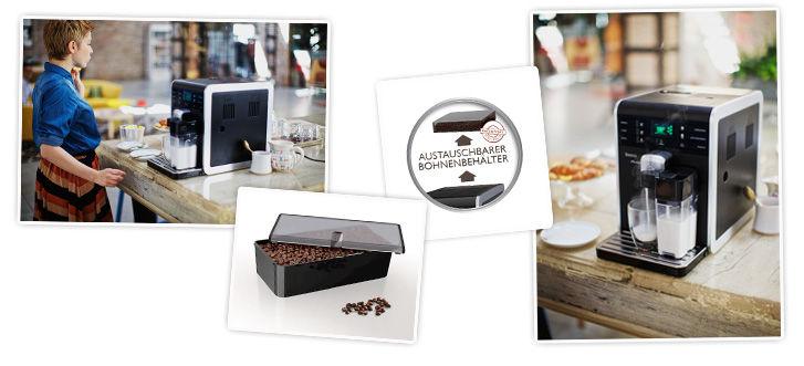 produkttest saeco moltio kaffeevollautomat. Black Bedroom Furniture Sets. Home Design Ideas