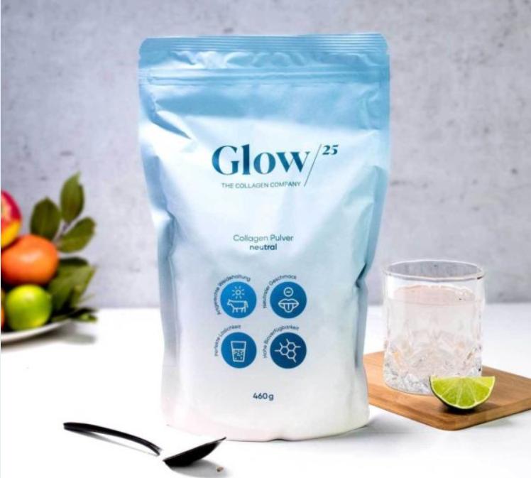Glow/25 Kollagen Pulver