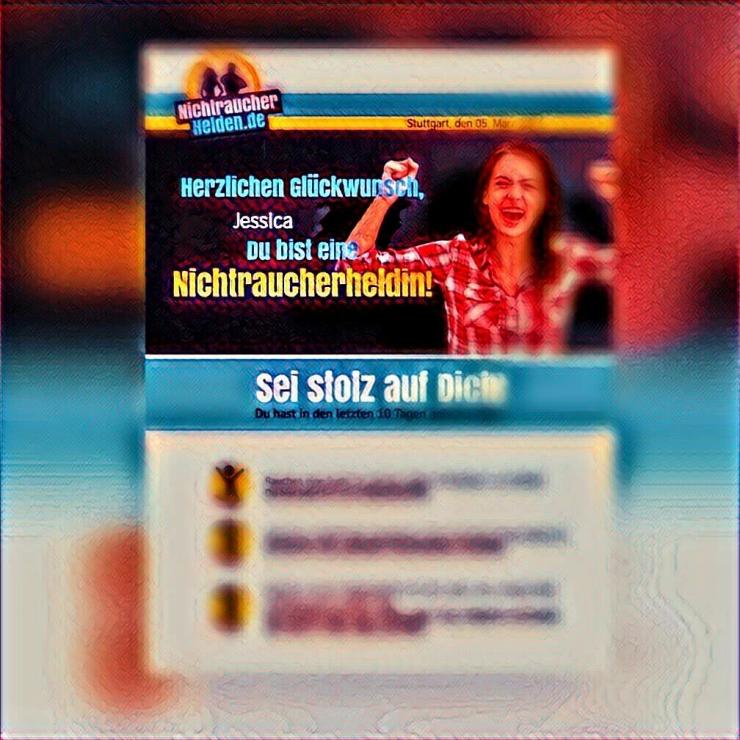 Rauchfrei Online-Dating-Eintrag
