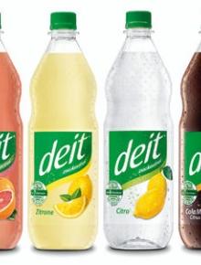 Produkttest Deit Erfrischungsgetraenk in 8 verschiedenen Sorten