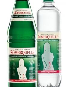 Produkttest Römerquelle Heilwasser