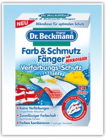 Dr. Beckmann Farb und Schmutzfänger